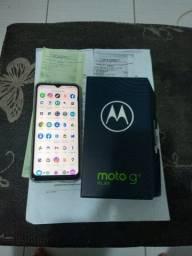 Vendo MotoG G9 PLAY. Novo zero. Sem marcas de uso obs não troco