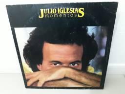 LP Julio Iglesias - Momentos
