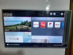 """Smart Tv 42"""" com defeito"""