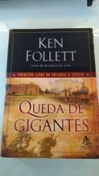 """Livro """"Queda de Gigantes"""""""