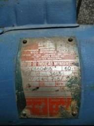 Bomba de agua 1/2cv 110/220