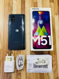 Samsung Galaxy M51 128gb Black (Nota + Garantia)