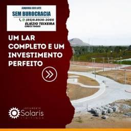 Loteamento Solaris em Itaitinga já pronto para construir!