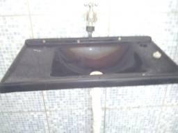 Título do anúncio: Pia de banheiro para gabinete.