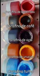 Título do anúncio: Parafina e Óleo Bronzeador