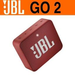 Caixa caixinha de som Bluetooth portátil Jbl Go 2