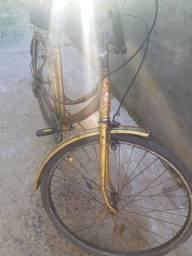 Bicicleta Ceci antiga para restauro