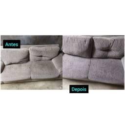 Seu sofá novo por R$ 100,00