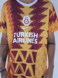 Camisa Galatasaray Retrô 1 linha nacional