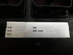 Título do anúncio: Modulo motor cummins QSB 3.3Common Rail