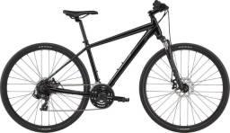 Bicicleta Cannondale Quick Cx4 G Preto