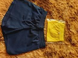 Short blusa