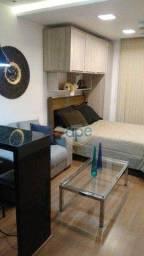 Apartamento de 1 quarto, sol da manhã, 42m² à venda por R$ 170 mil - Praia de Itaparica