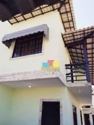 Casa com 3 dormitórios para alugar, 100 m² por R$ 1.400,00/mês - Recreio - Rio das Ostras/