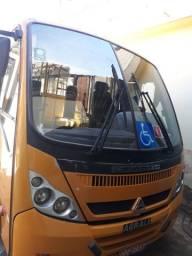 Título do anúncio: Ônibus, Neo Bus, completo, Vaga