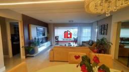 Unique Morada do Sol 210m² 3 Suites 7 Andar 3 Vagas Mobiliado e Climatizado