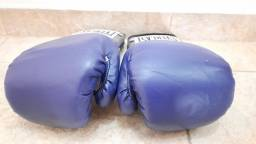 Luvas de Boxe Everlast Pro Style Azul - 14 OZ - Adulto
