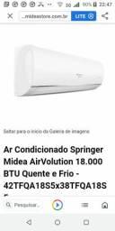 Ar condicionado manutenção, consertos,estalacao