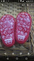Sapato Pimpolho Tamanho 02