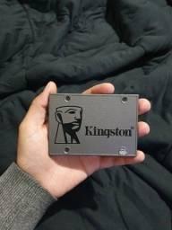 SSD Kingstone A400 120gb SATA