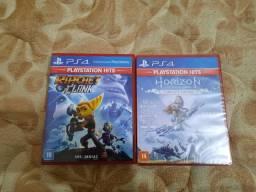Jogo de PS4 os dois por 100