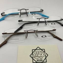Armação para Óculos de Grau, Lupa de descanso Oakley
