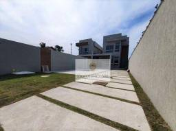 Título do anúncio: Lançamento! Casa 4 suítes, varanda gourmet e piscina, Costazul/ Rio das Ostras!