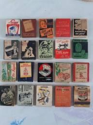 Caixinhas de Fósforo anos 50