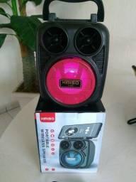 Caixinha de som Wireless original Nova