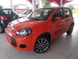 Fiat uno 2012