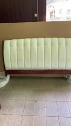 Cabeceira cama Queem sem colchão