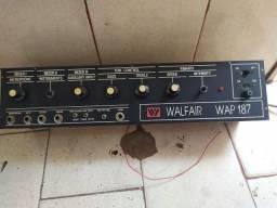 Placa de caixa amplificadora