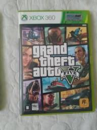 GTA V - Xbox 360 R$ 99,00