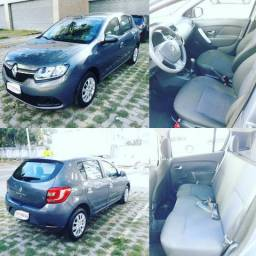 Renault Sandero 1.6 2016 c/37.000 km Completo + Mídia Nave. Oportunidade!!! - 2016