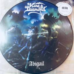 Lote lps vinil King Diamond picture metal rock