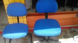 Cadeira secretaria a partir de 120,00 com garantia