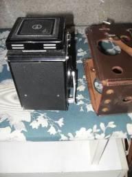 Máquina Fotográfica Yashica Matic-Super Conservada e Rara