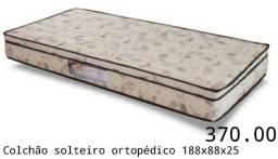 Colchão Solteiro Ortopédico >>>Entrega Imediata!!!