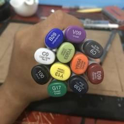 Copic 11 cores básicas