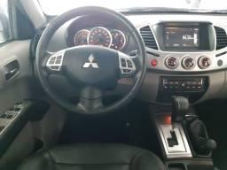 MITSUBISHI L200 TRITON 2015/2016 3.5 HPE 4X4 CD V6 24V FLEX 4P AUTOMÁTICO - 2016
