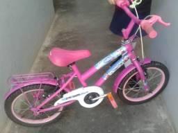 Bicicleta infantil - frozen aro16
