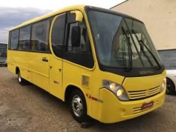 Micro Ônibus rodoviário com ar condicionado 10/11 Financia 100% Vipbus - 2011
