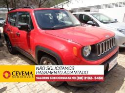 Jeep Renegade Longitude 1.8 - 2016