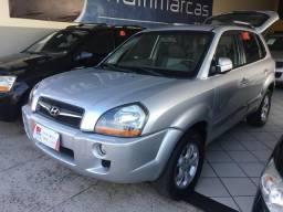 Hyundai tucson 2.0 4x2 aut Flex ano 2010 - 2010