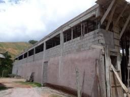 Prédio em fase de acabamento 20km sentido Fazenda do Estado Afonso Claudio!!