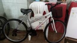 Bicicleta feminina aro 26 alumínio