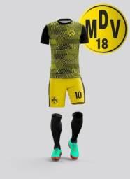 Promoção!! Uniforme Futebol Personalizado
