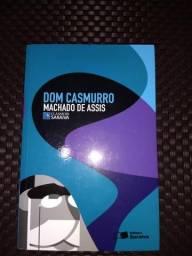Livro novo Dom casmurro