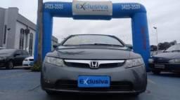 HONDA CIVIC 2008/2008 1.8 LXS 16V GASOLINA 4P MANUAL - 2008