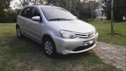 Toyota Etios HATCH 1.3 2015/ 2015 >Aceita troca menor valor - 2015